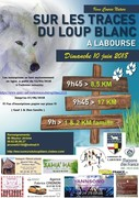 course loups blancs